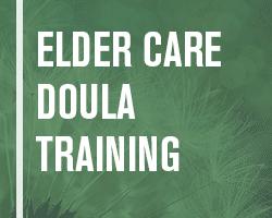 elder care training