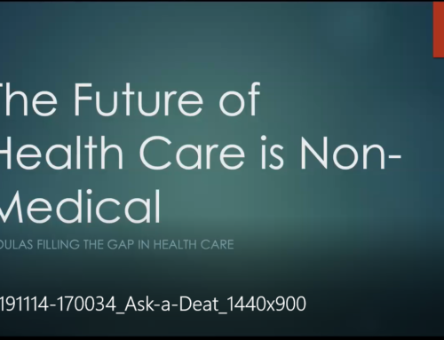 The Future of Health Care will be Non-Medical