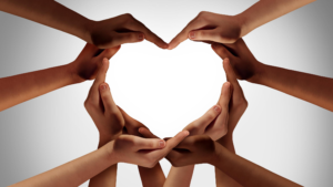 Unity, non-judgement, and love