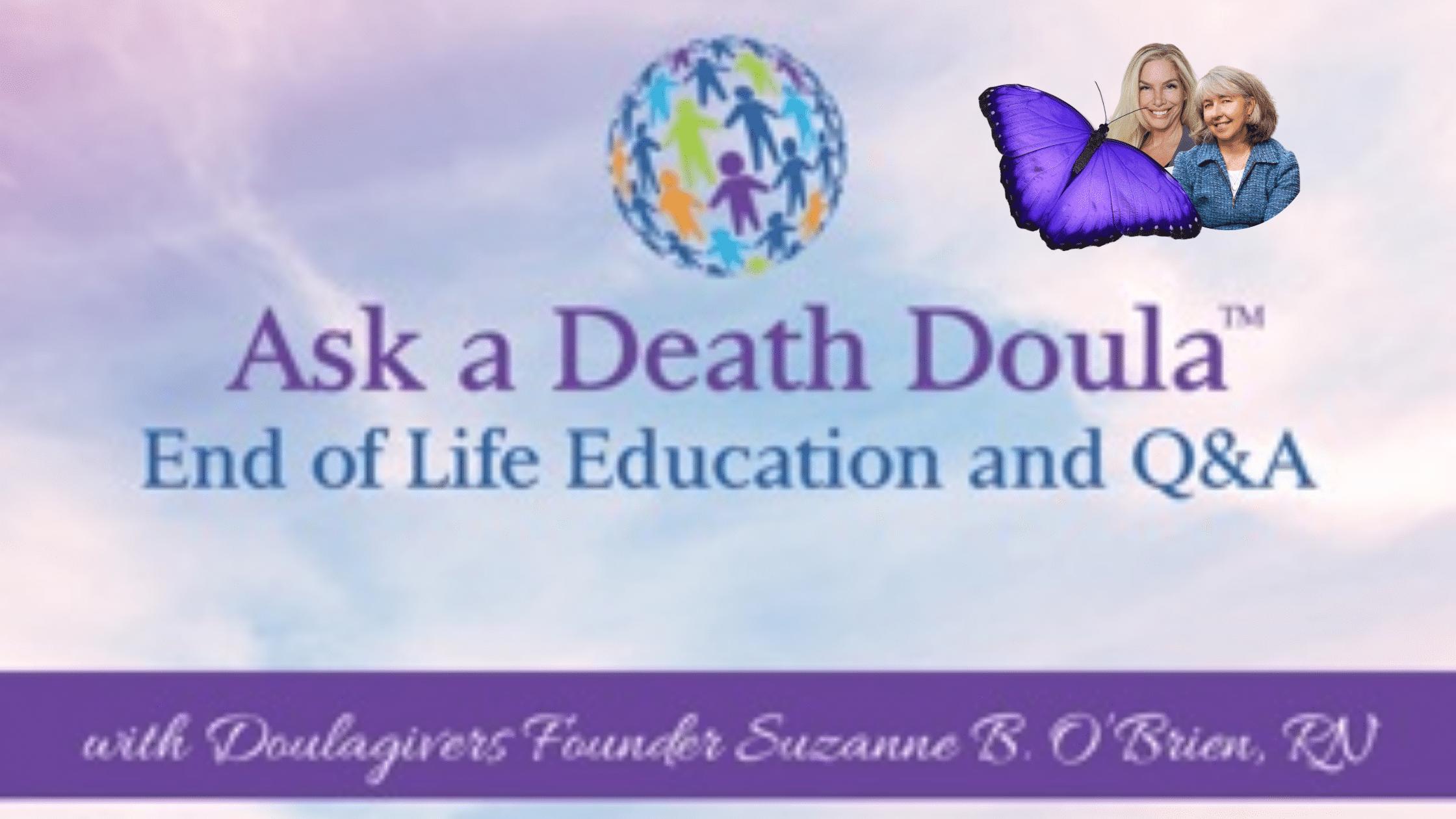 Ask a Death Doula Blog