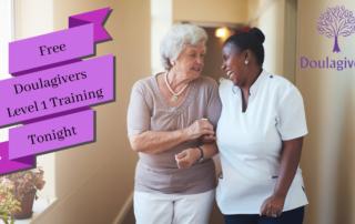 Free Doulagivers Level One Training